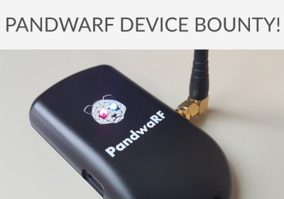 PandwaRF device bounty
