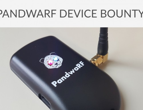 Get rewarded for your device's RF data!